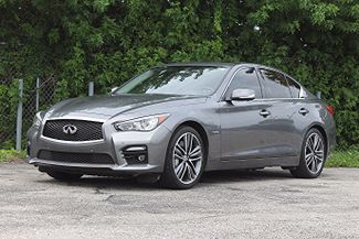 2014 Infiniti Q50 Hybrid Sport Hollywood, Florida 36