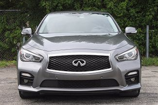 2014 Infiniti Q50 Hybrid Sport Hollywood, Florida 12