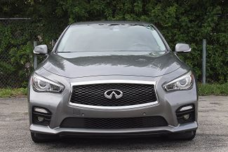 2014 Infiniti Q50 Hybrid Sport Hollywood, Florida 50