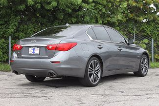 2014 Infiniti Q50 Hybrid Sport Hollywood, Florida 4