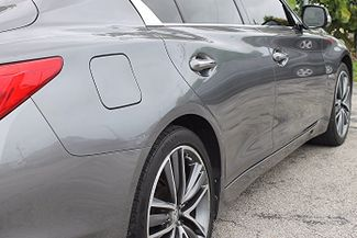 2014 Infiniti Q50 Hybrid Sport Hollywood, Florida 5