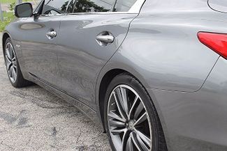 2014 Infiniti Q50 Hybrid Sport Hollywood, Florida 8