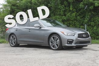 2014 Infiniti Q50 Hybrid Sport Hollywood, Florida 0