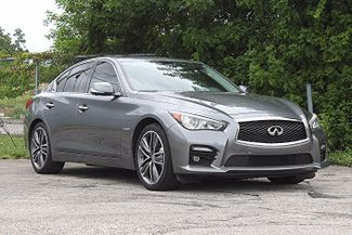 2014 Infiniti Q50 Hybrid Sport Hollywood, Florida 35