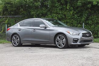 2014 Infiniti Q50 Hybrid Sport Hollywood, Florida 26