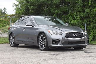 2014 Infiniti Q50 Hybrid Sport Hollywood, Florida 1