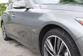 2014 Infiniti Q50 Hybrid Sport Hollywood, Florida 2