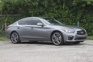 2014 Infiniti Q50 Hybrid Sport Hollywood, Florida 58