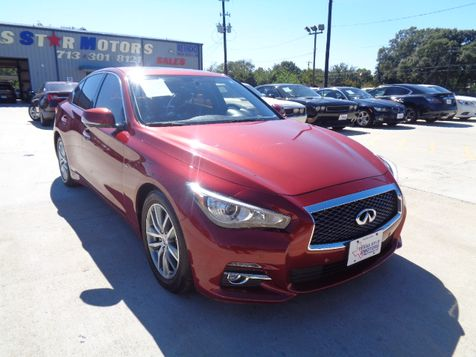 2014 Infiniti Q50 Premium in Houston