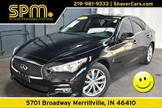 2014 Infiniti Q50 Premium AWD in Merrillville, IN 46410