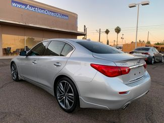 2014 Infiniti Q50 3 MONTH/3,000 MILE NATIONAL POWERTRAIN WARRANTY Mesa, Arizona 2