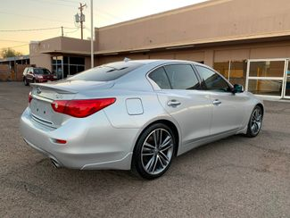 2014 Infiniti Q50 3 MONTH/3,000 MILE NATIONAL POWERTRAIN WARRANTY Mesa, Arizona 4
