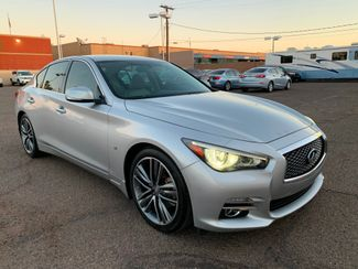2014 Infiniti Q50 3 MONTH/3,000 MILE NATIONAL POWERTRAIN WARRANTY Mesa, Arizona 6