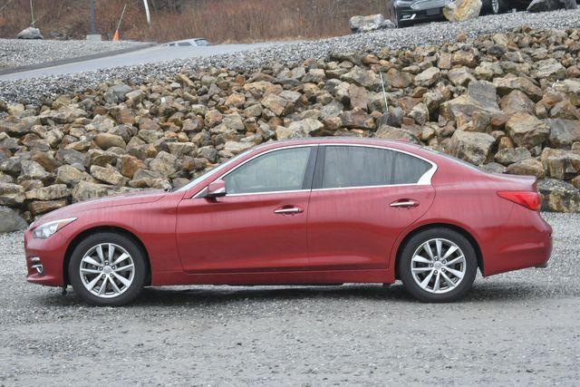 2014 Infiniti Q50 Premium Naugatuck, Connecticut 1