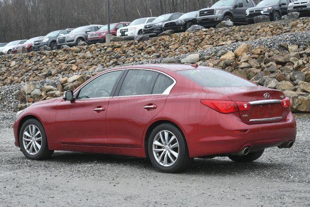 2014 Infiniti Q50 Premium Naugatuck, Connecticut 2