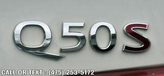 2014 Infiniti Q50 Sport Waterbury, Connecticut 10