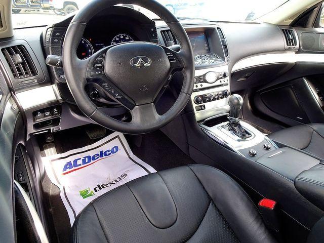 2014 Infiniti Q60 Coupe Journey Madison, NC 38