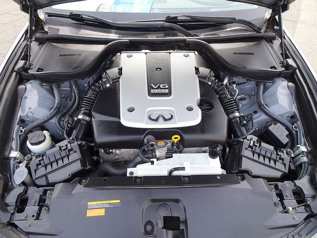 2014 Infiniti Q60 Coupe Journey Madison, NC 44