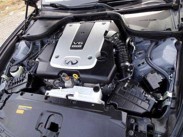 2014 Infiniti Q60 Coupe Journey Madison, NC 46