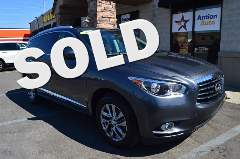 2014 Infiniti QX60 Base | Bountiful, UT | Antion Auto in Bountiful UT