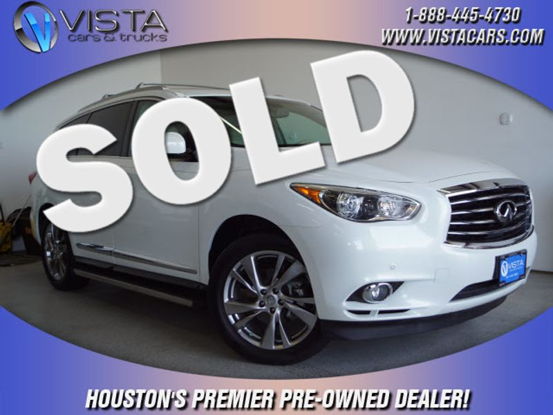 2014 Infiniti QX60 Base  city Texas  Vista Cars and Trucks  in Houston, Texas