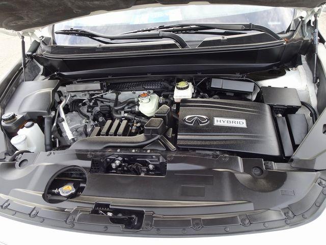 2014 Infiniti QX60 Hybrid Madison, NC 52
