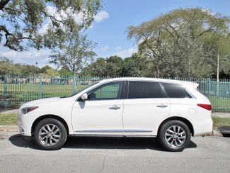 2014 Infiniti QX60 Miami, Florida 1