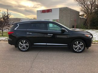 2014 Infiniti QX60 AWD Osseo, Minnesota 3
