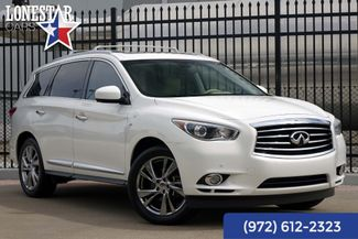 2014 Infiniti QX60 Premium Pkg. Theater Pkg. 1 Owner 20 Service Records in Plano Texas, 75093
