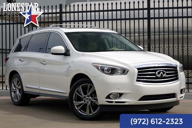 2014 Infiniti QX60 Premium Pkg. Theater Pkg. 1 Owner 20 Service Records