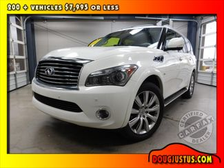 2014 Infiniti QX80 in Airport Motor Mile ( Metro Knoxville ), TN 37777