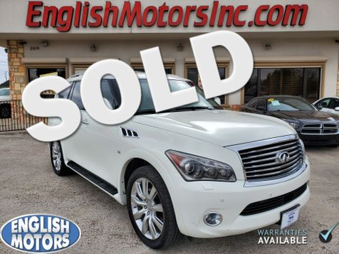 2014 Infiniti QX80  in Brownsville, TX