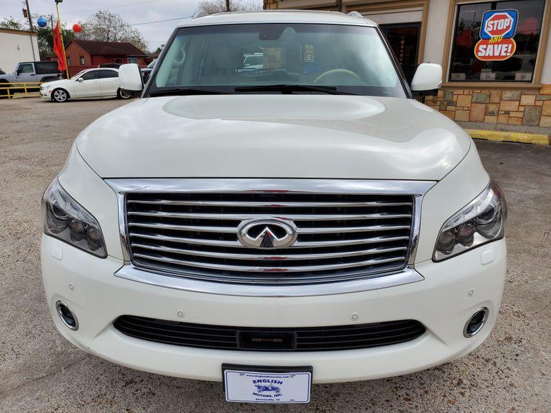 2014 Infiniti QX80   Brownsville TX  English Motors  in Brownsville, TX