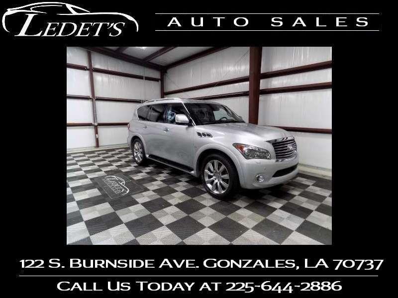 2014 Infiniti QX80 w/ Technology Package - Ledet's Auto Sales Gonzales_state_zip in Gonzales Louisiana