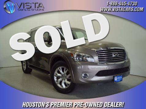 2014 Infiniti QX80 Base in Houston, Texas