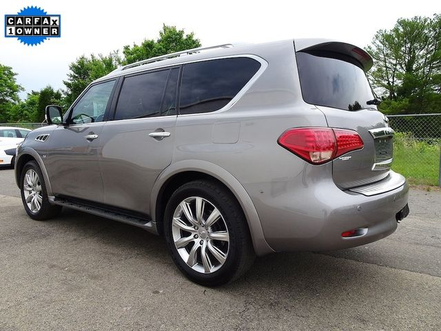 2014 Infiniti QX80 Base Madison, NC 4