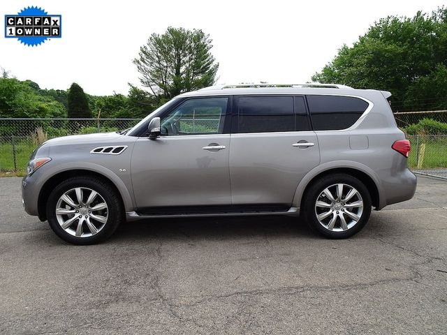 2014 Infiniti QX80 Base Madison, NC 5