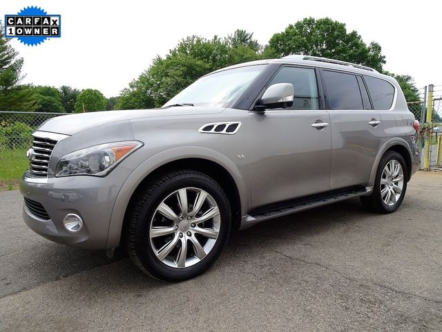 2014 Infiniti QX80 Base Madison, NC 6
