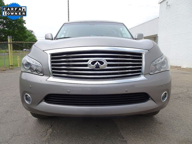2014 Infiniti QX80 Base Madison, NC 7