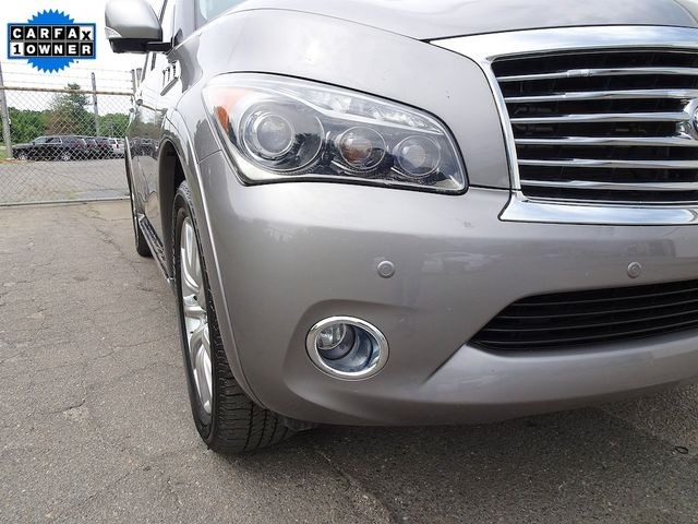 2014 Infiniti QX80 Base Madison, NC 8