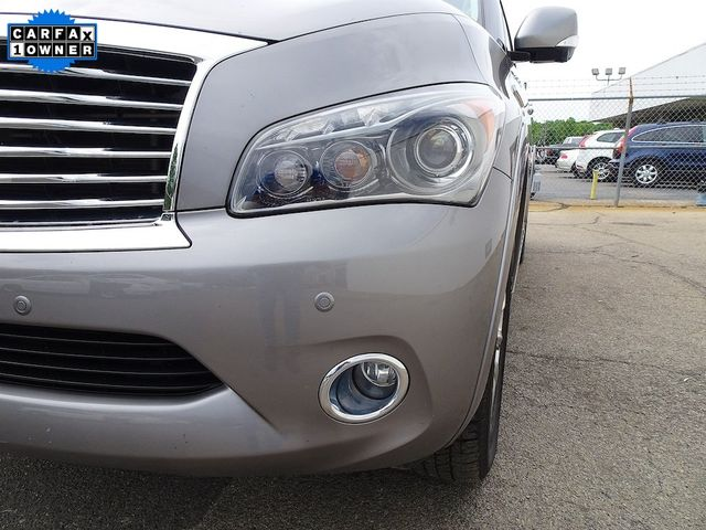 2014 Infiniti QX80 Base Madison, NC 9