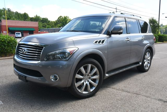 2014 Infiniti QX80 in Memphis, Tennessee 38128