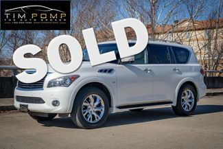 2014 Infiniti QX80 REAR DVD SUNROOF NAVIGATION   Memphis, Tennessee   Tim Pomp - The Auto Broker in  Tennessee