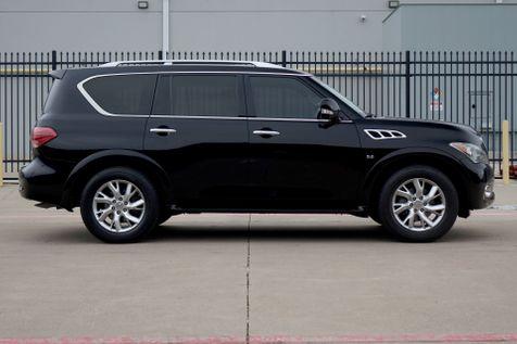 2014 Infiniti QX80 Nav*BU Cam*Sunroof*3rd row*   Plano, TX   Carrick's Autos in Plano, TX