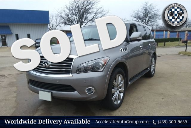 2014 Infiniti QX80 Base in Rowlett