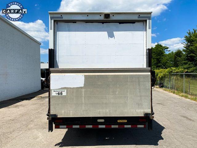 2014 Isuzu NPR Box Truck Madison, NC 2