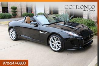 2014 Jaguar F-TYPE V6 S Convertible in Addison TX, 75001