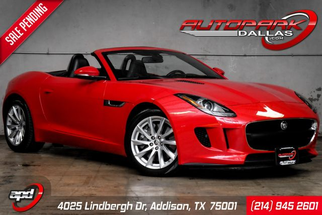 2014 Jaguar F-TYPE V6