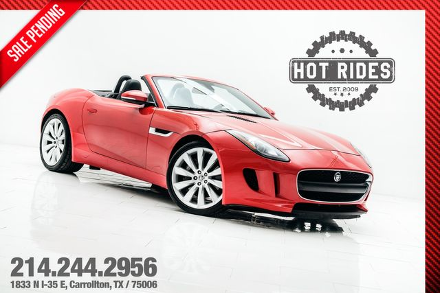 2014 Jaguar F-TYPE in Carrollton, TX 75001