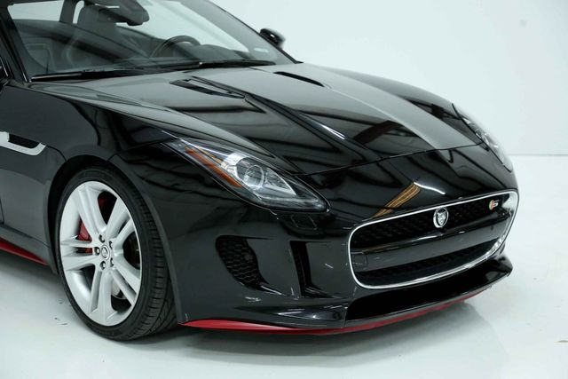 2014 Jaguar F-TYPE Convt V8 S Convt Houston, Texas 4